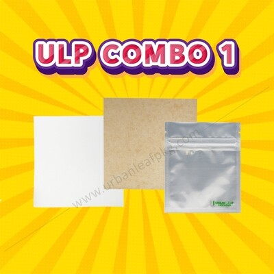 ULP Combo 1 (1g Bag & Parchment Paper)