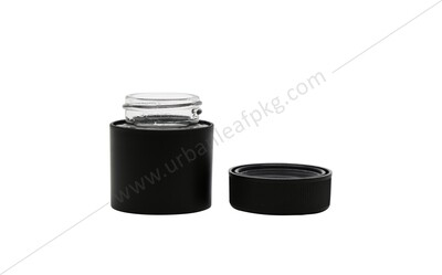 Large Child Resistant Concentrate Container