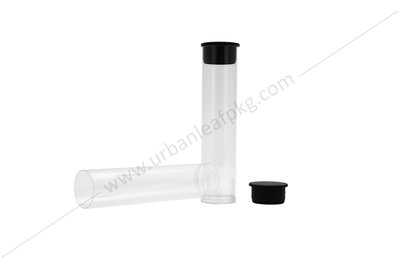 Clear Glass Syringe Tubes