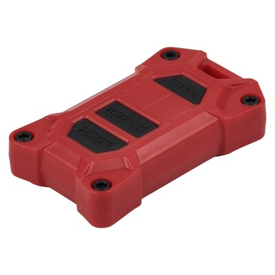 Injection Fob IF015 (2010-2019 5th Gen 4Runner LIMITED) - RED