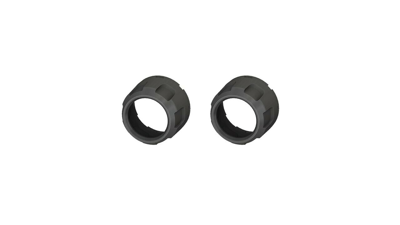 Climate Knobs (2014+ Tundra Dual Zone) - 2 PACK - CEMENT