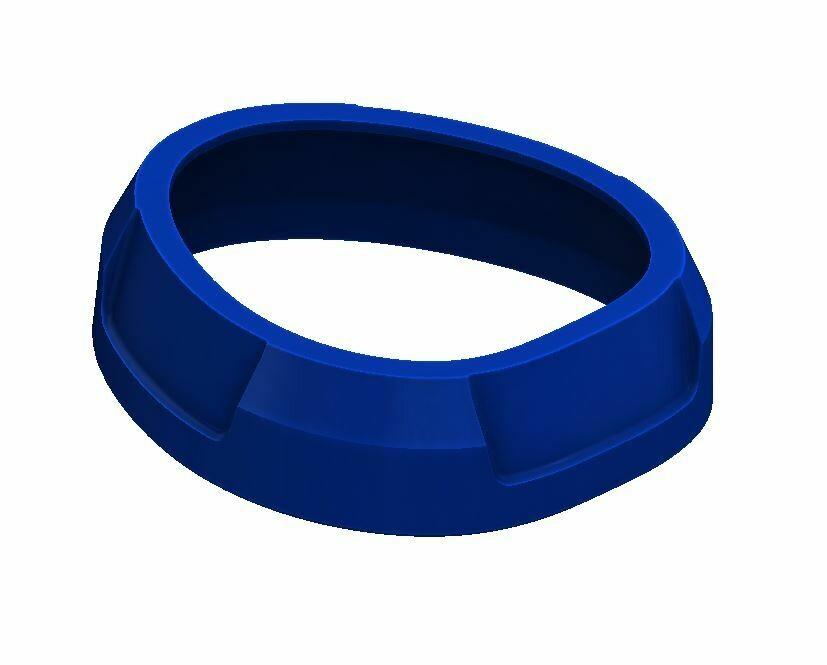 Shift Knob Trim Ring (2016+ Tacoma) - VOODOO BLUE