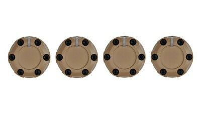 Climate Knobs (2007-2013 Tundra) - 4 PACK - QUICKSAND