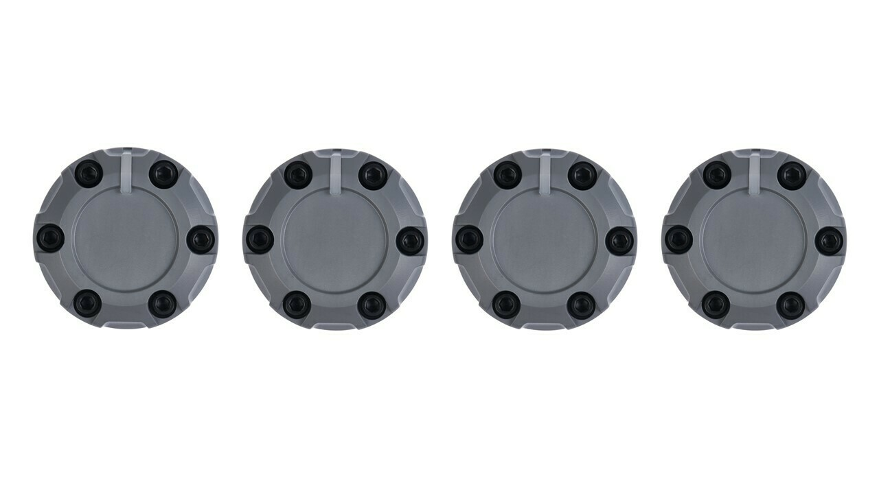 Climate Knobs (2007-2013 Tundra) - 4 PACK - CEMENT
