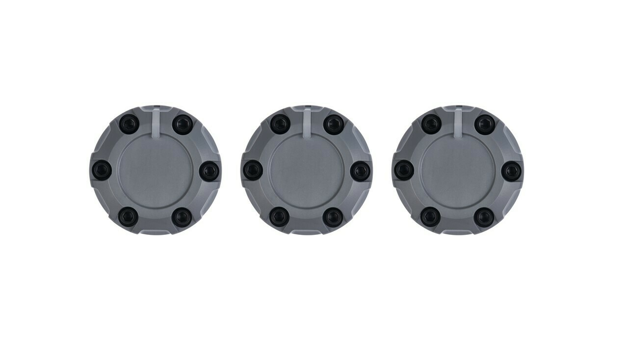 Climate Knobs (2014+ Tundra) - 3 PACK - CEMENT