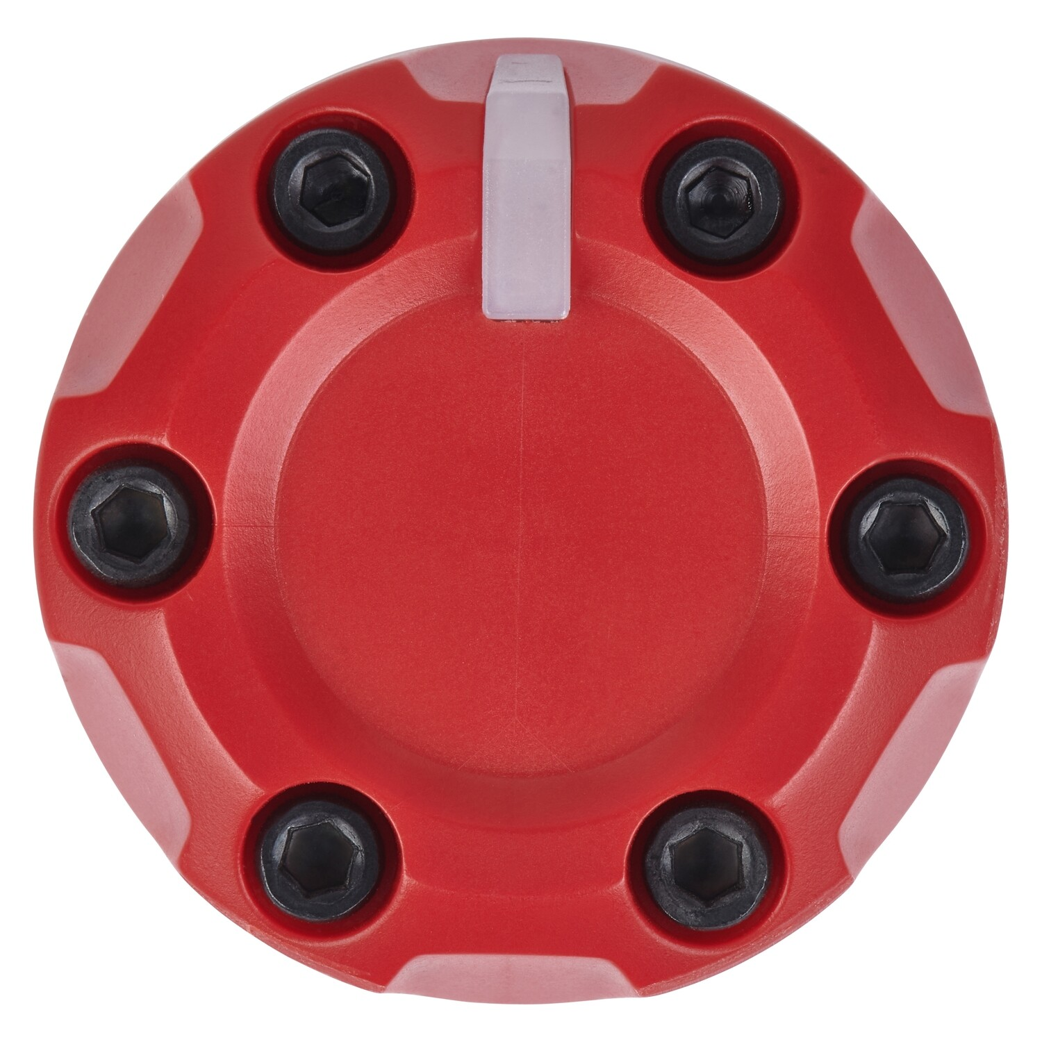 Climate Knobs (2005-2015 Tacoma) - 1 PACK - RED