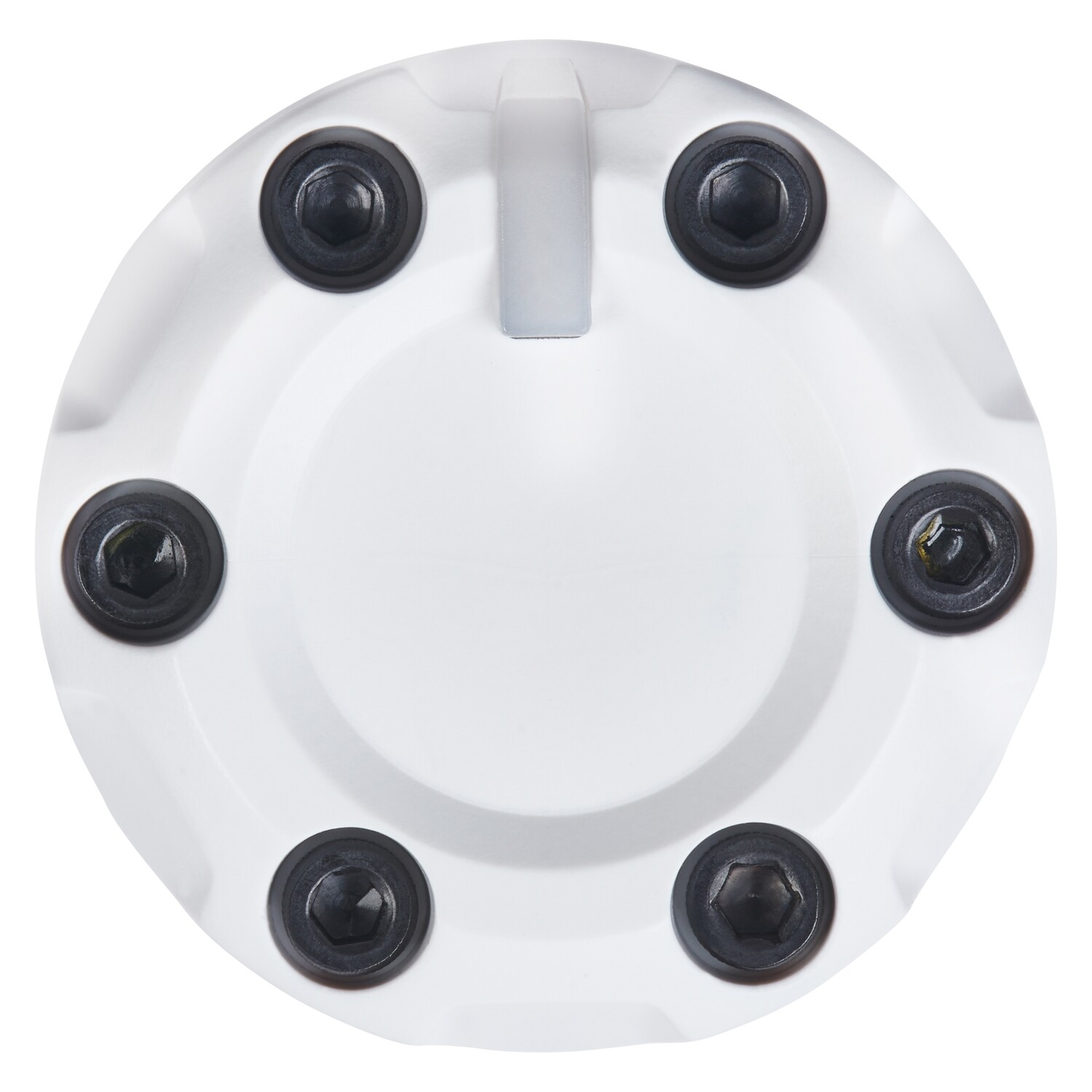 Climate Knobs (2005-2015 Tacoma) - 1 PACK - WHITE