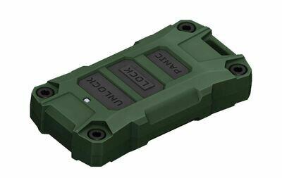 Injection Fob (Wrangler JL / Gladiator JT) - ARMY GREEN