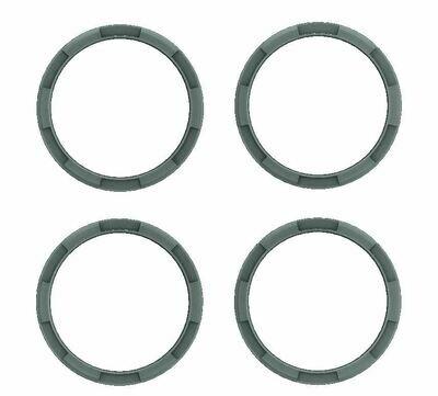 Vent Rings (2014+ Tundra) - LUNAR ROCK