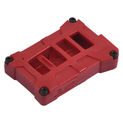 Injection Fob IF003 (V1 4 Button) - RED