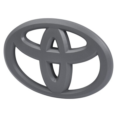 Steering Wheel Emblem Overlay (2012+ Tacoma / 2007+ Tundra / 2010+ 4Runner) - CEMENT