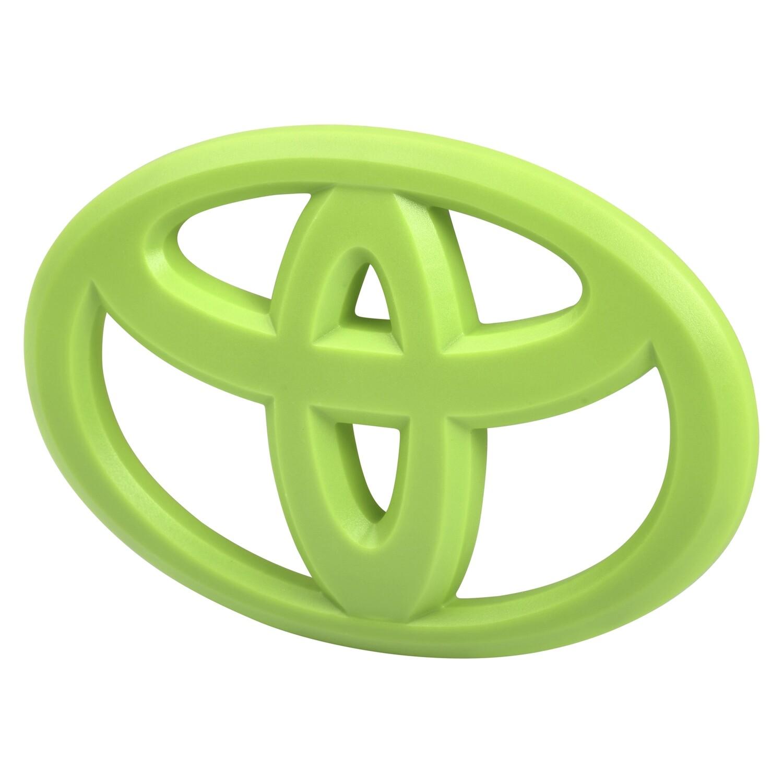Steering Wheel Emblem Overlay (2012+ Tacoma / 2007+ Tundra / 2010+ 4Runner) - GECKO