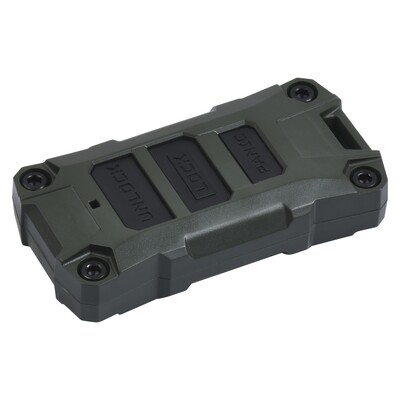 Injection Fob IF013 (Wrangler JL / Gladiator JT) - ARMY GREEN