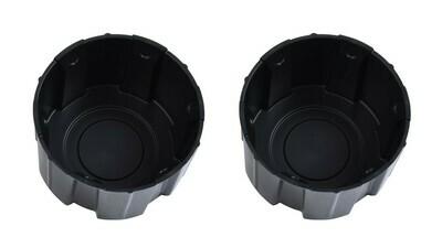 Cup Holder Insert (FJ Cruiser) - BLACK
