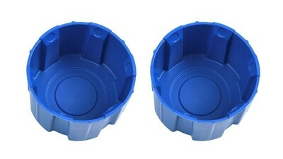 Cup Holder Insert (FJ Cruiser) - VOODOO BLUE