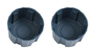Cup Holder Insert (FJ Cruiser) - HERITAGE BLUE