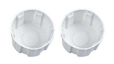 Cup Holder Insert (FJ Cruiser) - WHITE