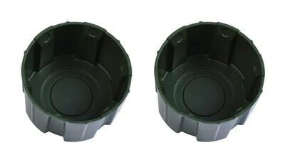 Cup Holder Insert (FJ Cruiser) - ARMY GREEN
