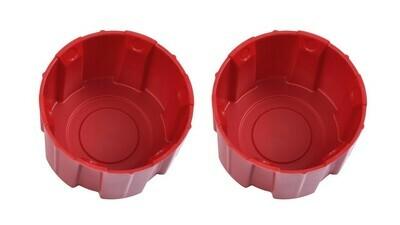 Cup Holder Insert (FJ Cruiser) - RED