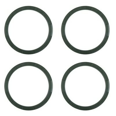 Vent Rings (2014+ Tundra) - ARMY GREEN