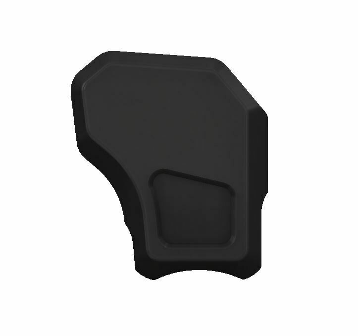 V3 Shift Knob - Automatic FJ Cruiser/5th Gen 4Runner Transfer Case - BLACK