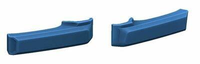 Door Handle Covers (FJ Cruiser) - CAVALRY BLUE