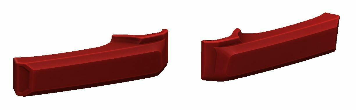 Door Handle Covers (FJ Cruiser) - RED - PREORDER