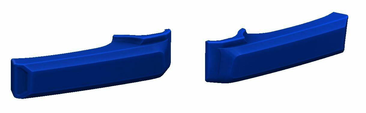 Door Handle Covers (FJ Cruiser) - VOODOO BLUE - PREORDER
