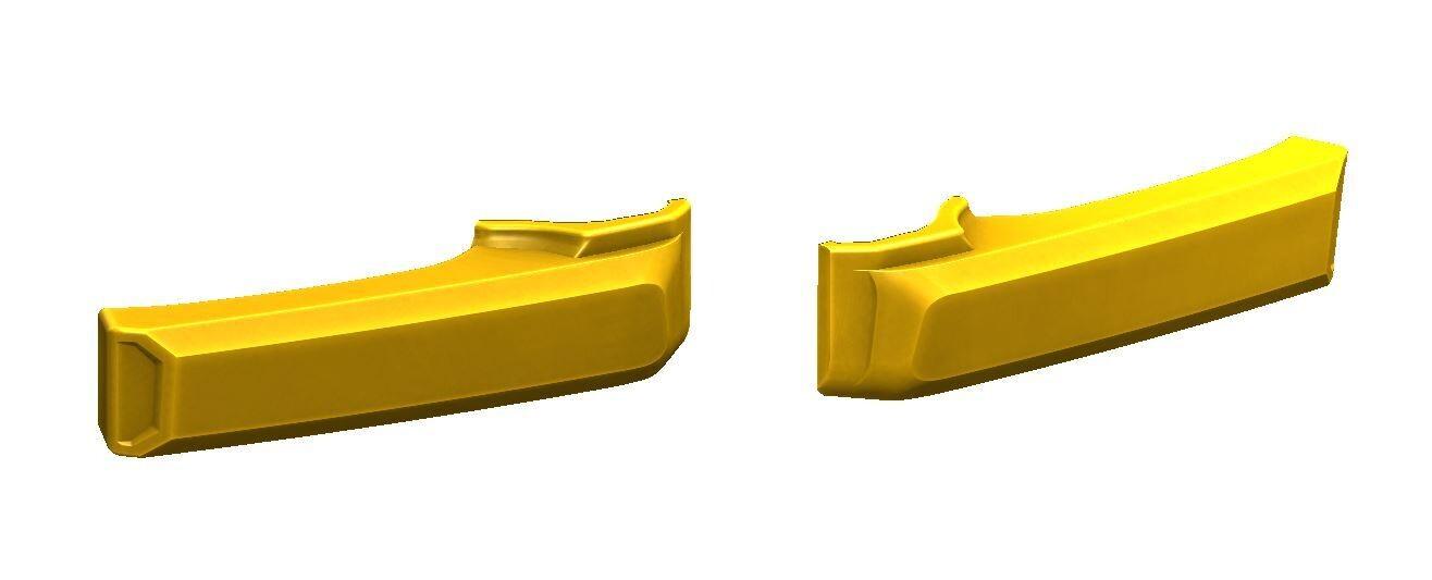 Door Handle Covers (FJ Cruiser) - SUN FUSION