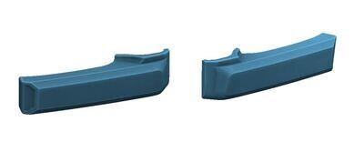 Door Handle Covers (FJ Cruiser) - HERITAGE BLUE