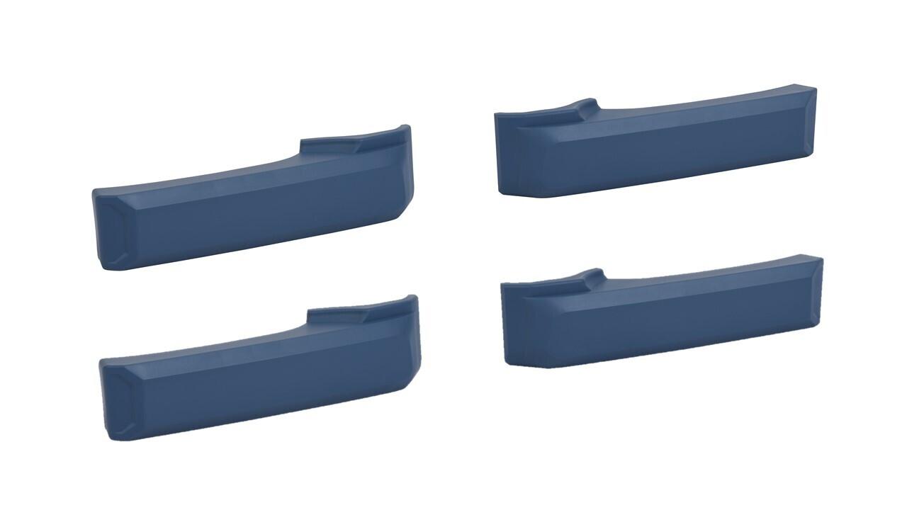 Door Handle Covers (2007-2021 Tundra) - CAVALRY BLUE