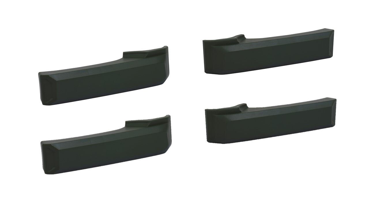Door Handle Covers (2007+ Tundra) - ARMY GREEN