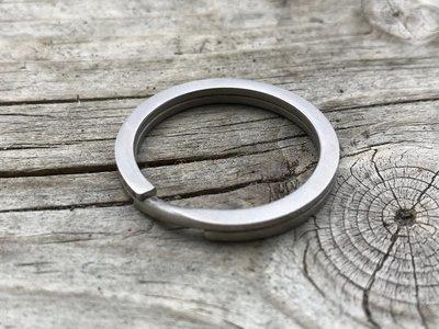 Titanium Key Ring - 32mm