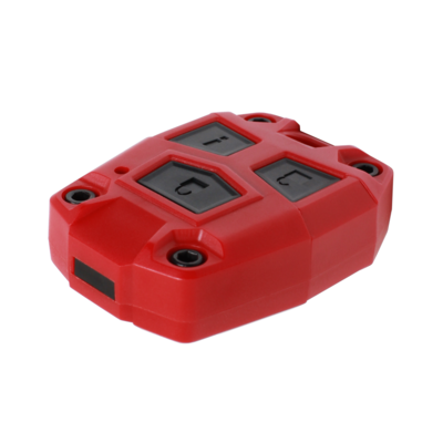 Injection Fob IF008 (2008-2014 FJ Cruiser) - RED
