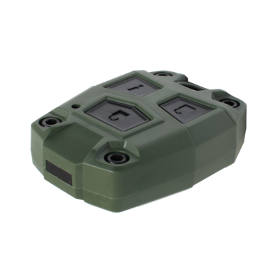 Injection Fob IF008 (2008-2014 FJ Cruiser) - ARMY GREEN