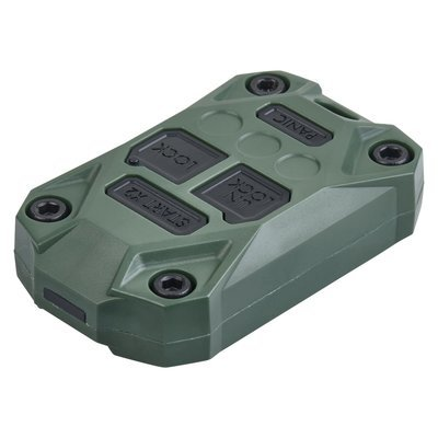 Injection Fob IF007 (Wrangler JK) - ARMY GREEN