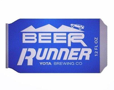 Beer Runner Patch
