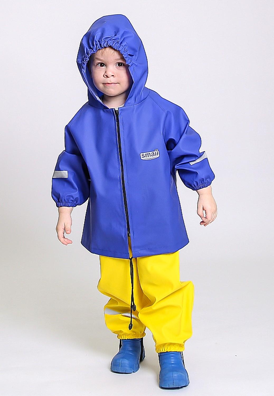 Куртка Smail синяя