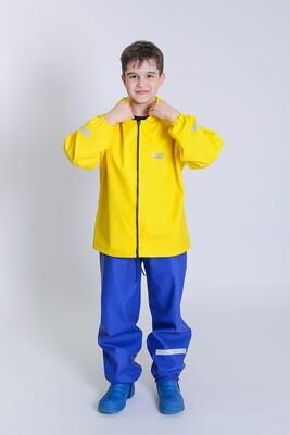 Куртка Smail жёлтая