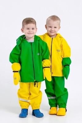 Куртка Smail зелёная