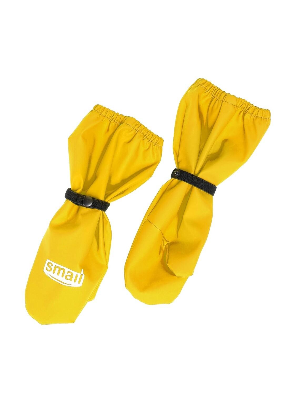 Рукавицы Smail жёлтые