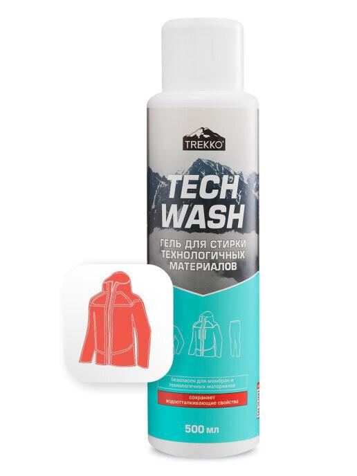 Средство для стирки Trekko Tech Wash 500 мл