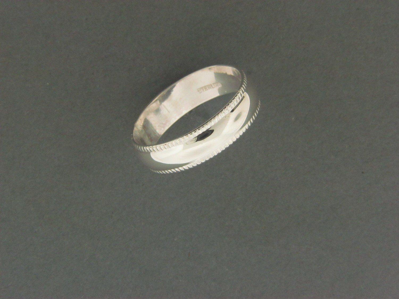 Beaded Band Ring