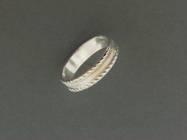 Braided Band Ring