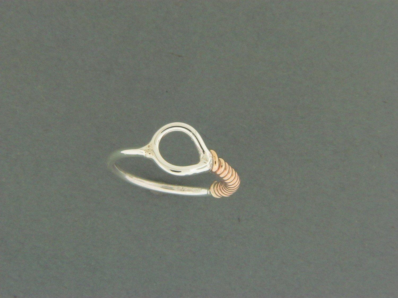 Lariat w/GF Wrap Ring
