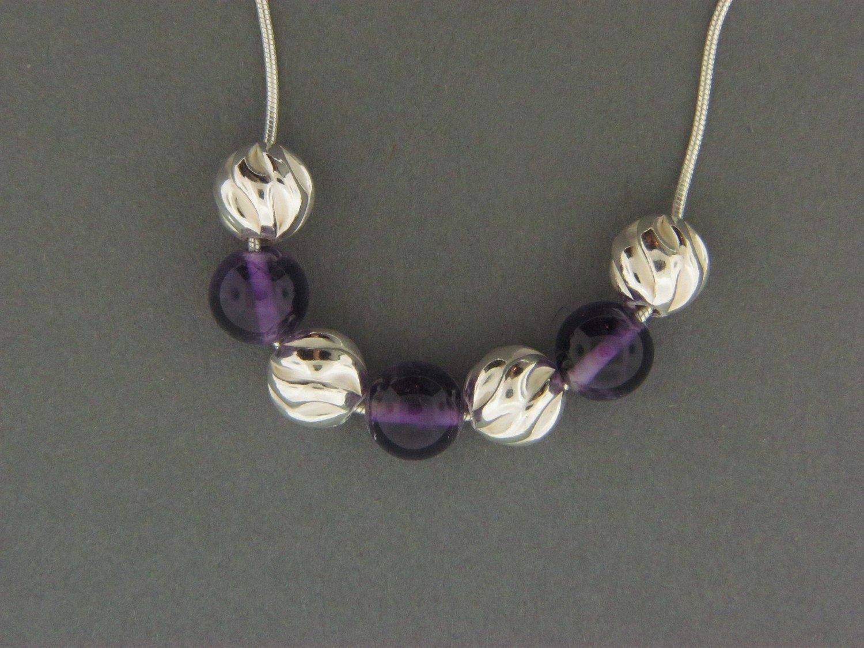 Fancy Bead/Semi Precious Bead Pendant