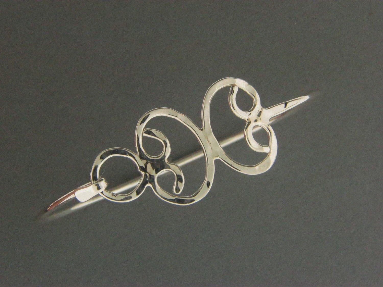 Butterfly Hook Bracelet