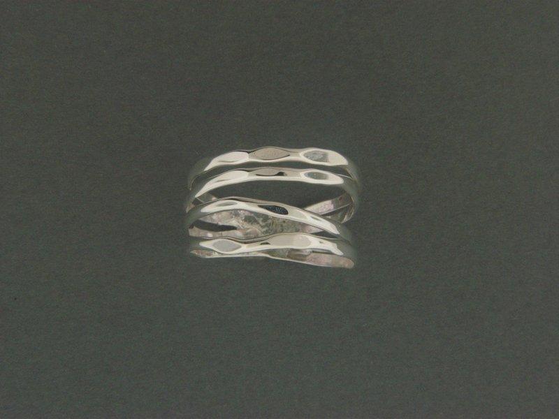 Light Abstact  Ring