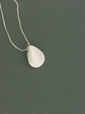 Small  Plate Pendant