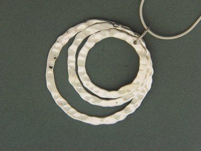 Triple Circle Pendant